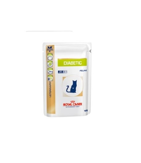 Royal Canin Adult-Diabetic-Bustine