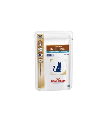 Royal Canin Adult-Gastrointestinal-Moderate-Calorie-Bustine