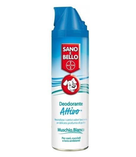 Bayer Deodorante al Muschio Bianco