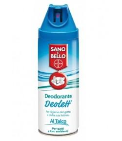 Bayer Deodorante Deolet al Talco