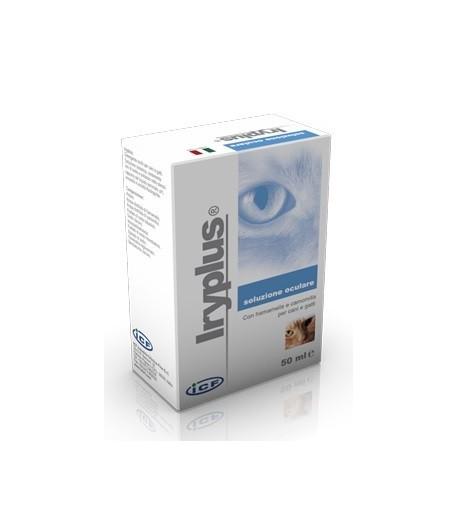 ICF Iryplus Detergente Oculare_50 ml.