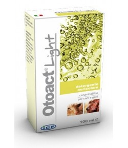 ICF Otoact Light, Detergente Auricolare 100 ml.