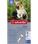 Bayer Advantix, Monopipetta Cani