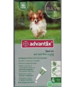 Bayer Advantix Cani_4 Pipette