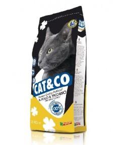 Adragna Cat&Co, Pollo e Tacchino