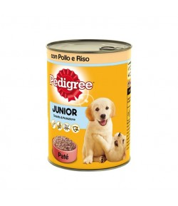 Pedigree Junior, Pollo e Riso