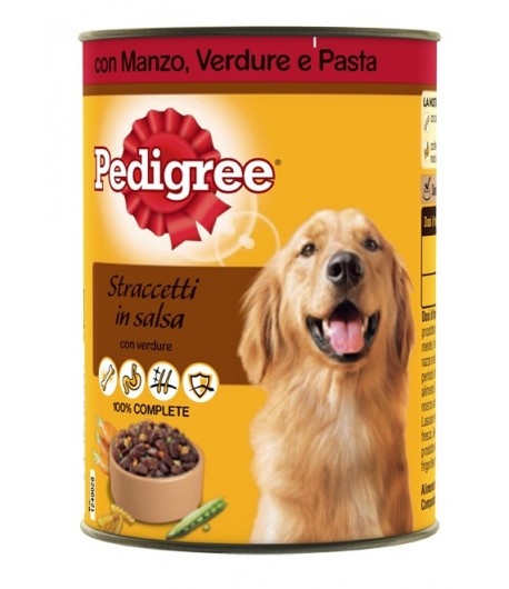 Pedigree Adult_ Straccetti in salsa_400 gr.