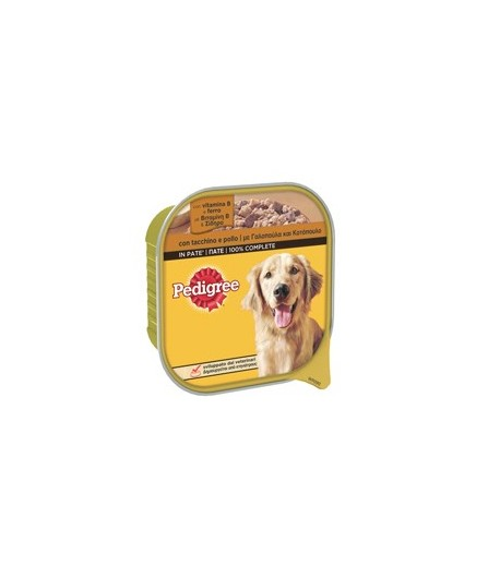 Pedigree Adult - Pate gusto Tacchino_300 gr.