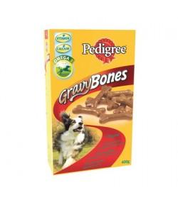 Pedigree - Biscotti - Gravy Bones