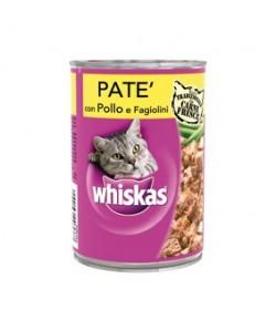Whiskas Pate 400 gr.