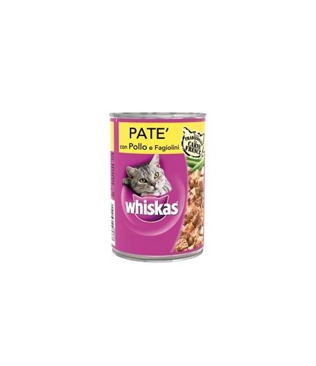 Whiskas Patè_400 gr.