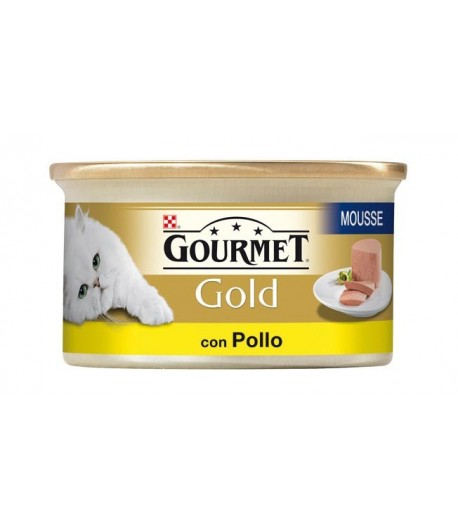 Gourmet Gold - Mousse_85 gr.