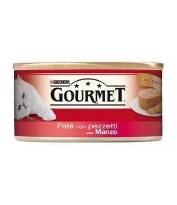 Gourmet Red, Pate 195 gr.