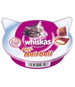 Whiskas Snack-Antihairball