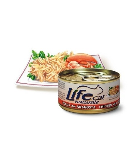 LifeCat Naturale - Lattina_70 gr.