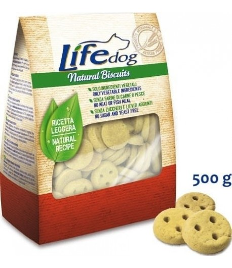 LifeDog Biscotti, Bottone