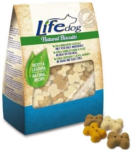 LifeDog Biscotti, Micro