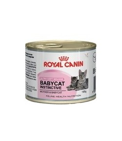 Royal Canin Baby Cat Instinctive 195 gr.