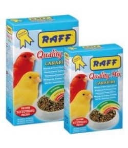 Raff, Quality Mix_Canarini