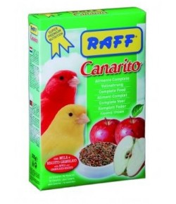 Raff, CANARITO