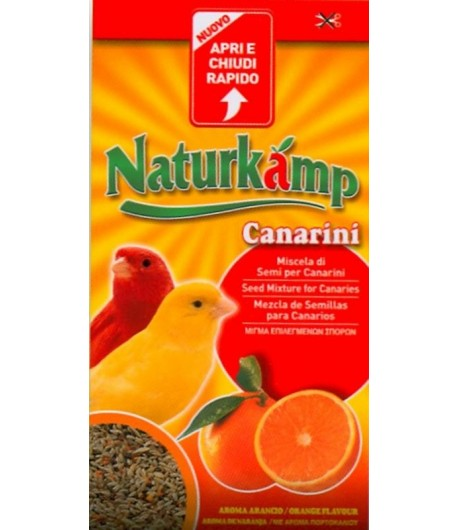 Naturkamp CANARINI