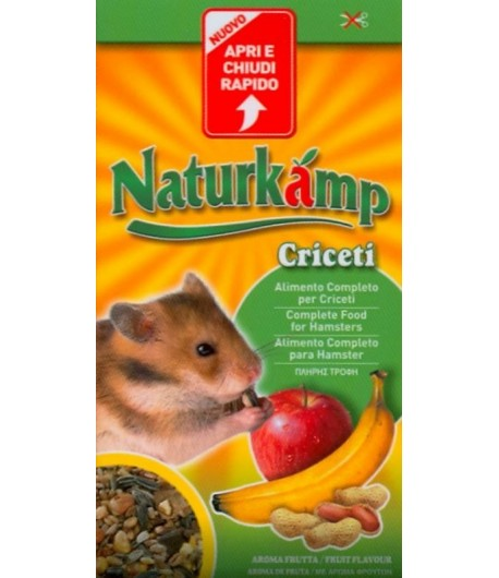 Naturkamp CRICETI