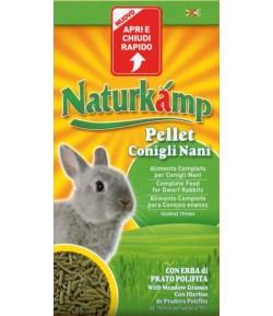 Naturkamp CONIGLI NANI PELLET