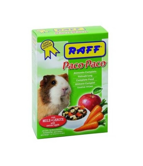 Raff, PACO PACO