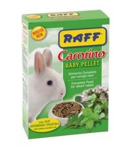 Raff, CAROTINO Baby Pellet