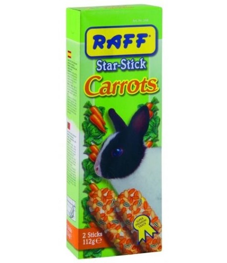 Raff, Star Stick CONIGLI_2 x 56 gr.