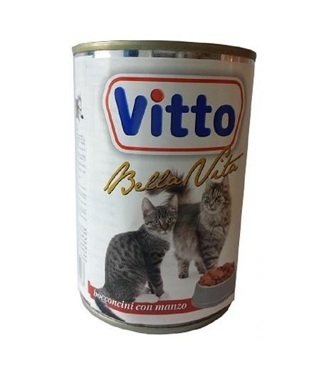 Vitto - Bocconi in salsa 415 gr.
