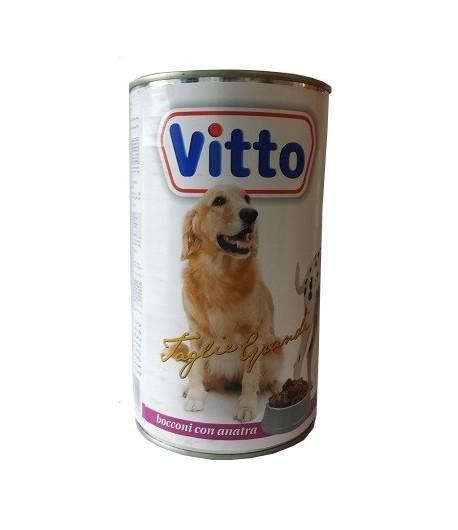 Vitto - Bocconi in salsa 1,2 Kg.