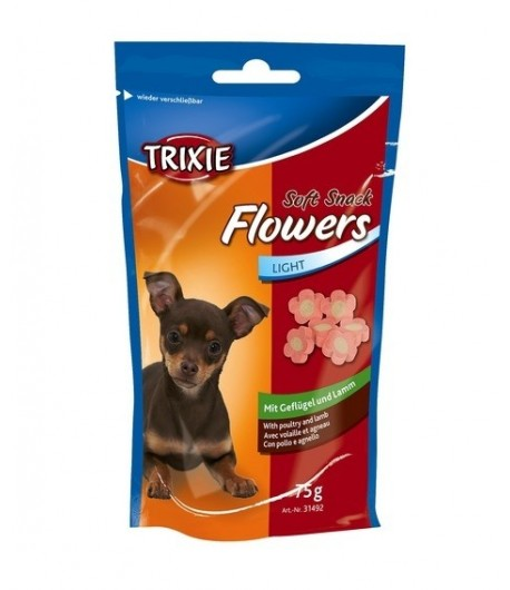 Trixie Soft Snack FLOWERS