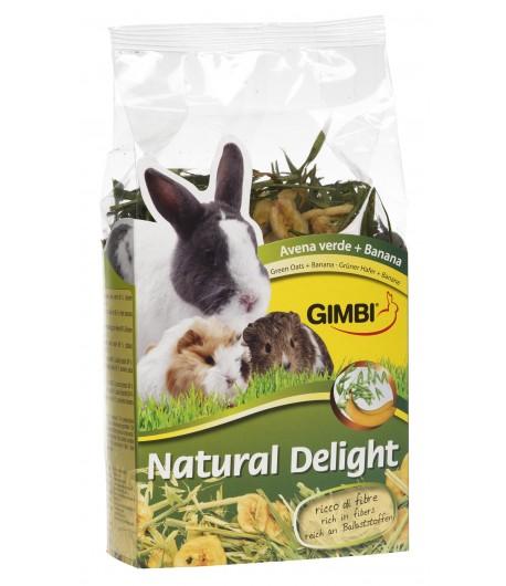 Gimborn Natural Delight Avena verde + Banane