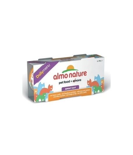 Almo Nature Daily Menu 2 x 170 gr.