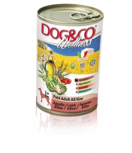 Dog&Co Wellness, Pate Adult