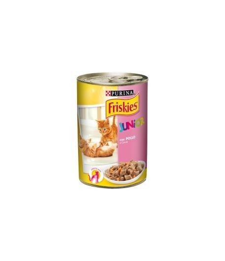 Friskies Bocconcini JUNIOR 400 gr.