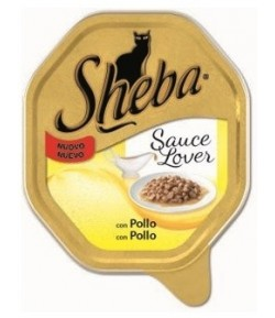 Sheba Sauce Lover-85 gr.