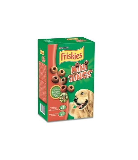 Friskies Biscotti Mini Rings