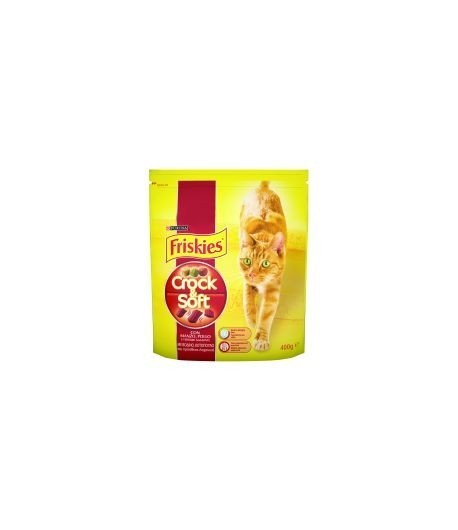 Friskies Crock & Soft 400 gr.