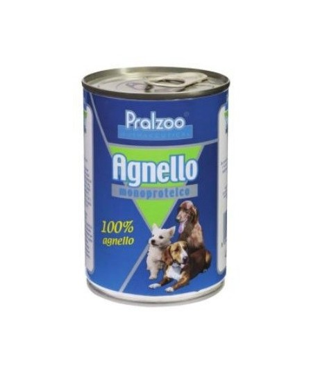Pralzoo Adult Monoproteici 400 gr.