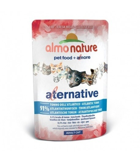 Almo Nature Alternative 55 gr.