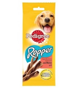 Pedigree   Treats - Ropper Manzo