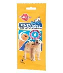 Pedigree  Junior Denta Tubos