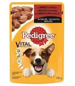 Pedigree in busta 100 gr.