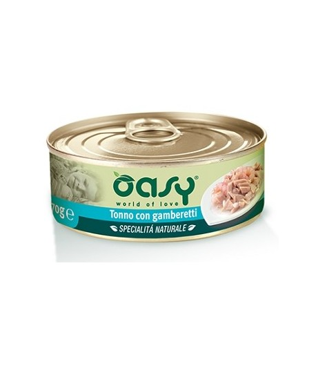 OASY Naturale 70 gr.
