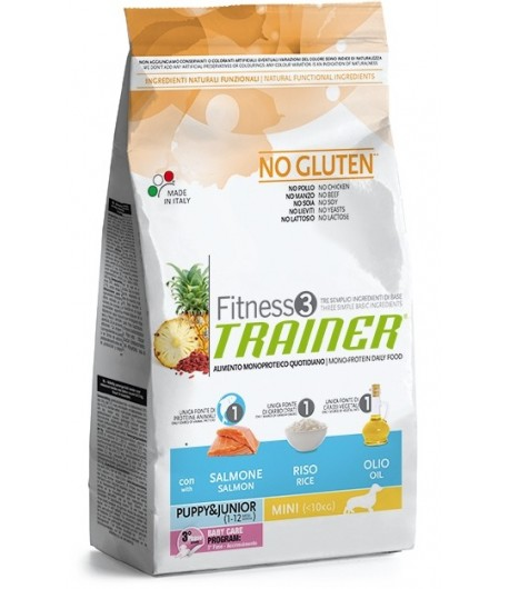 Trainer Fitness Adult MINI, Pesce e Mais