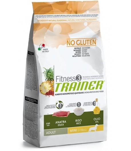 Trainer Fitness Adult MINI, Anatra e Riso