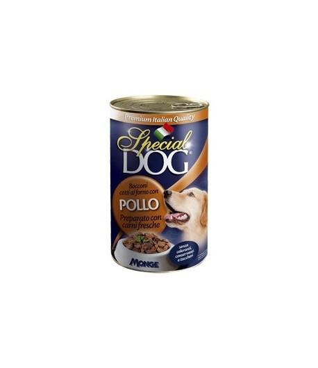 Monge Special Dog Bocconi 400 gr.