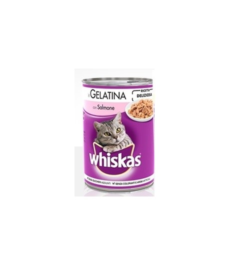 Whiskas Gelee 390 gr.